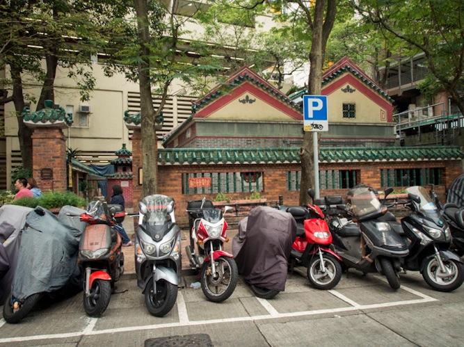 Shau Kei Wan 4 Shin Wong Temple