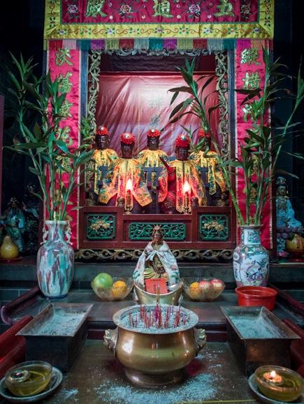 Shau Kei Wan 6 Shin Wong Temple