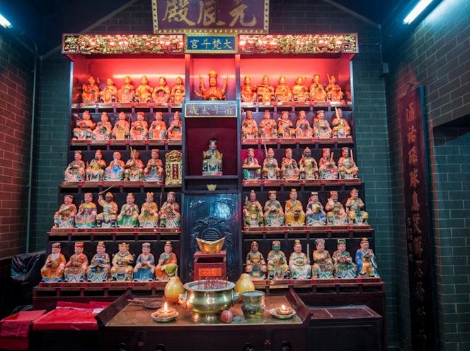 Shau Kei Wan 7 Shin Wong Temple