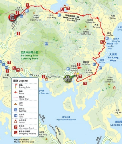 Tai Long Wan Hike