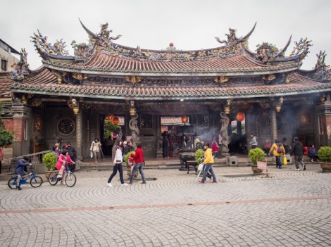 Baoan Temple 1
