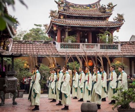 Baoan Temple 6 Performers