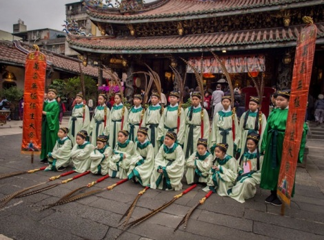 Baoan Temple 9 Performers