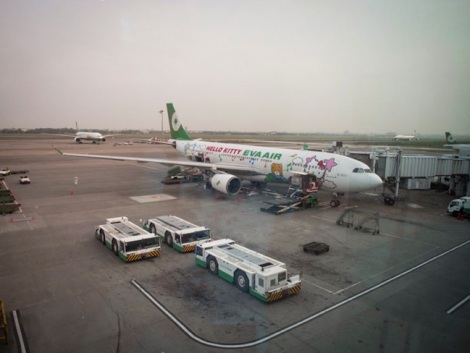 Hello Kitty Eva Air 4