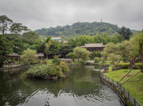 Palace Museum Taipei 3 Garden
