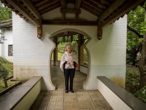 Palace Museum Taipei 4 Garden