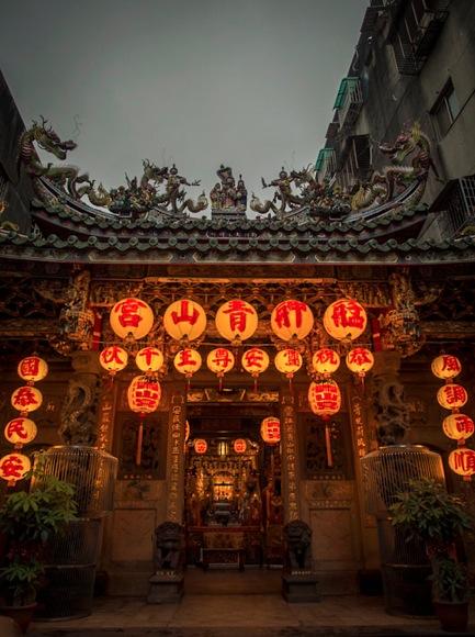 QIngshan Temple 1