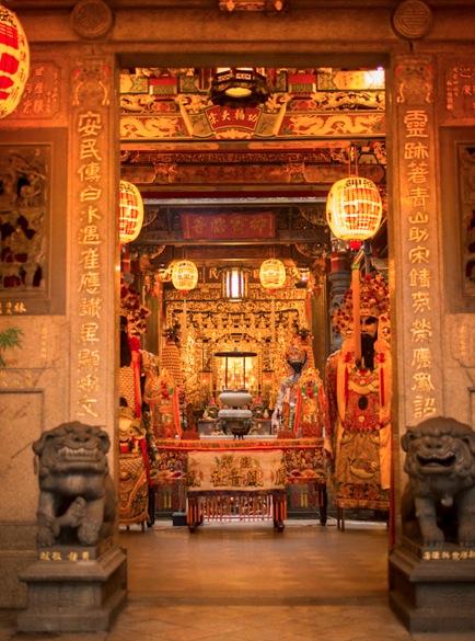 QIngshan Temple 2