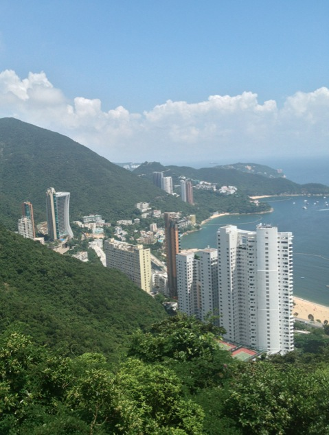 Repulse Bay in the sun in June 2013-2