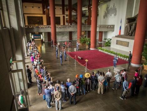 Sun Yat Sen Memorial Hall 5 Changing of the guards