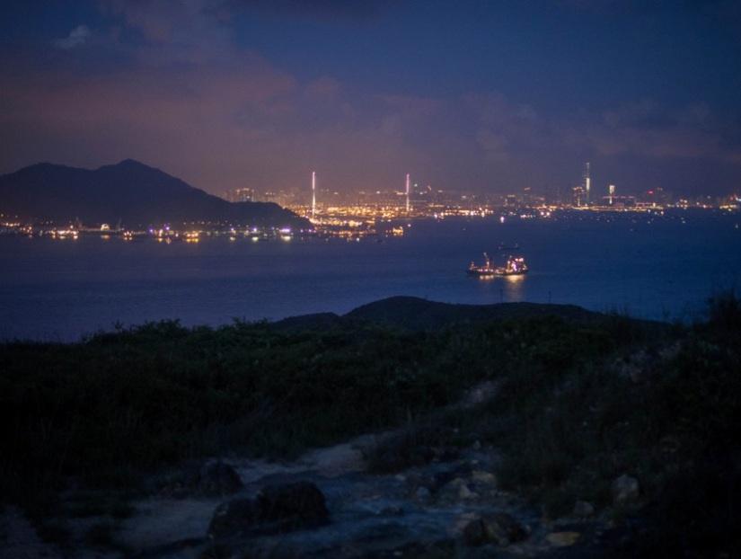 Sunny Bay to Disney Hike MeetUp Hong Kong 11