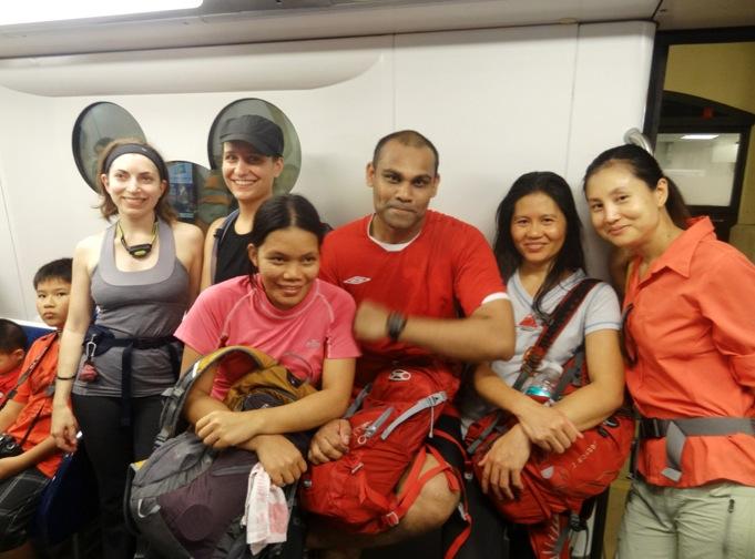 Sunny Bay to Disney Hike MeetUp Hong Kong 14