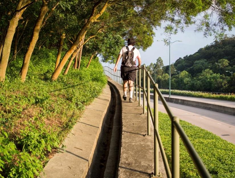 Sunny Bay to Disney Hike MeetUp Hong Kong 2