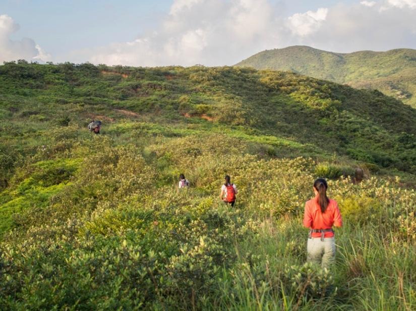 Sunny Bay to Disney Hike MeetUp Hong Kong 3