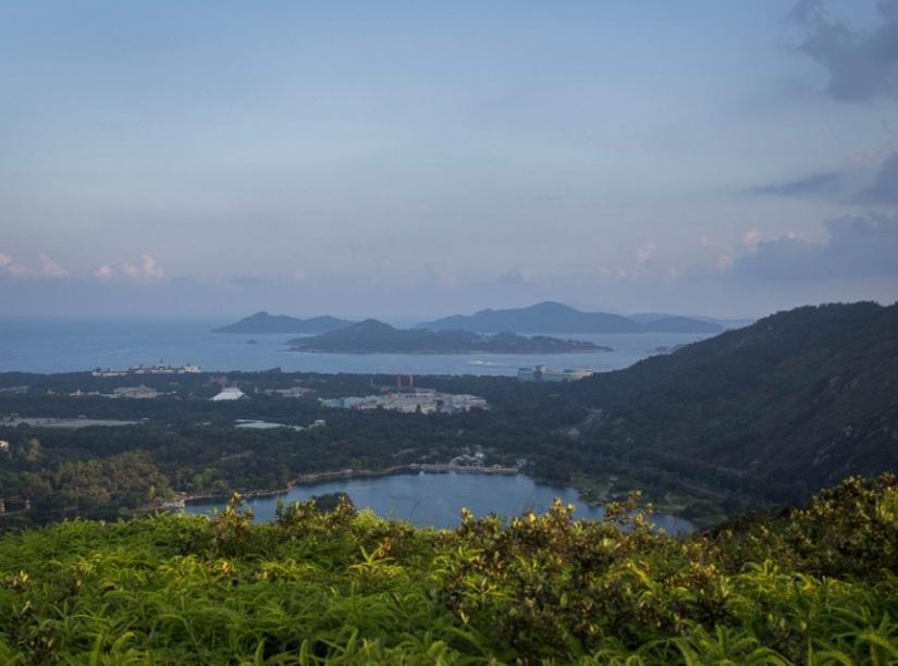 Sunny Bay to Disney Hike MeetUp Hong Kong 4