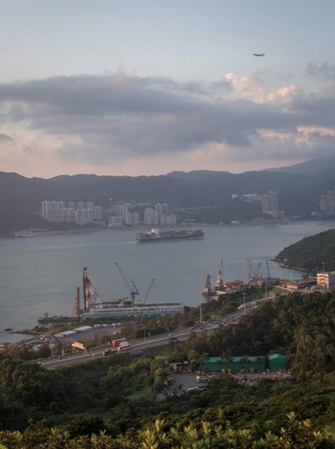 Sunny Bay to Disney Hike MeetUp Hong Kong 5