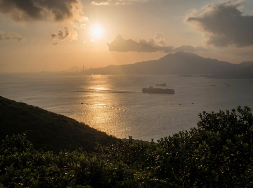 Sunny Bay to Disney Hike MeetUp Hong Kong 7