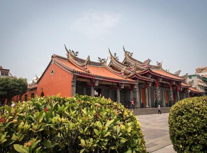 Xingtian Temple Xingtian Temple 1