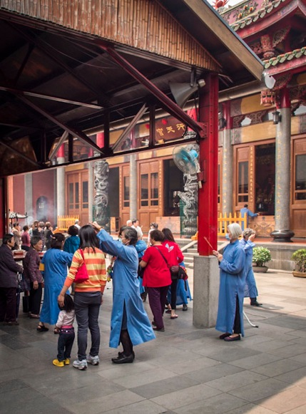 Xingtian Temple 2