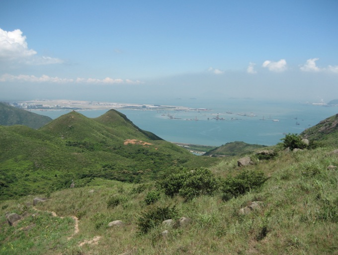 11 DB to Mui Wo Hike - Airport