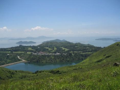 12 DB to Mui Wo Hike - Water Reservoir