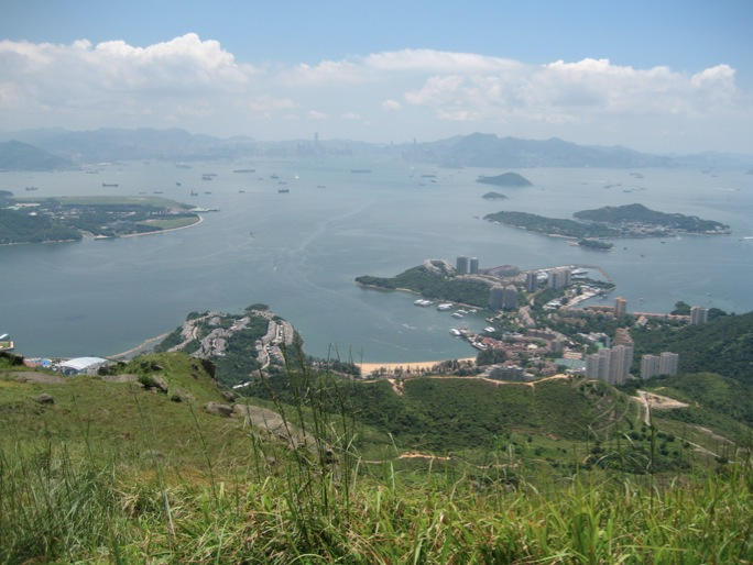 13 DB to Mui Wo Hike - DB