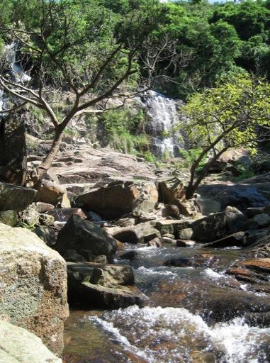 5 DB to Mui Wo Hike - Mui Wo Waterfall