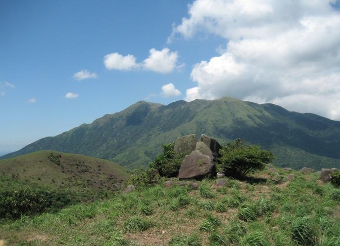 7 DB to Mui Wo Hike - Lantau Peak