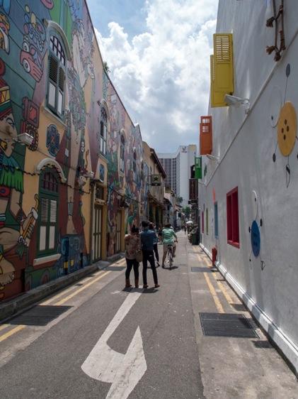 Arab Quarter in Singapore 0