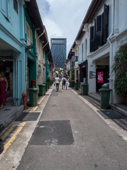 Arab Quarter in Singapore 1