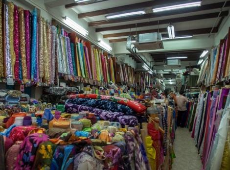 Arab Quarter in Singapore 10 Textiles