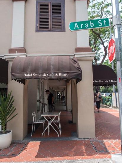 Arab Quarter in Singapore 4