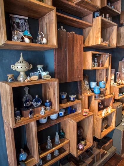 Arab Quarter in Singapore 5 Perfuem Shop