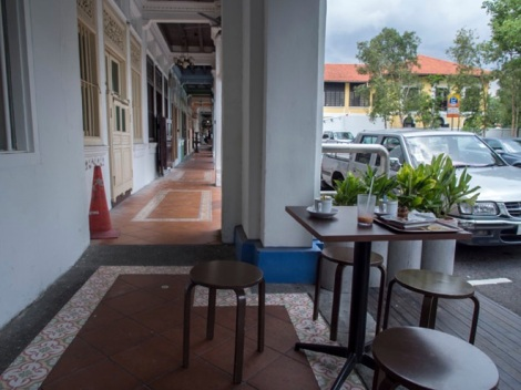 Dong Po Colonial Cafe 2