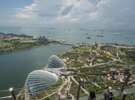 Marina Bay Sands Singapore 6