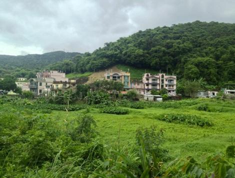 Tung Chung to Mui Wo Hike July 2013-2