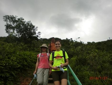 Tung Chung to Mui Wo Hike July 2013-4