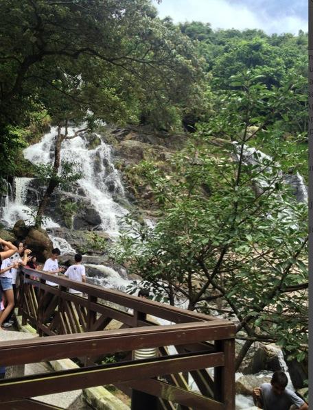 Tung Chung to Mui Wo Hike July 2013-6
