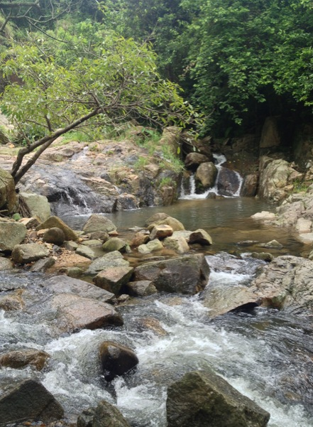 Tung Chung to Mui Wo Hike July 2013-7