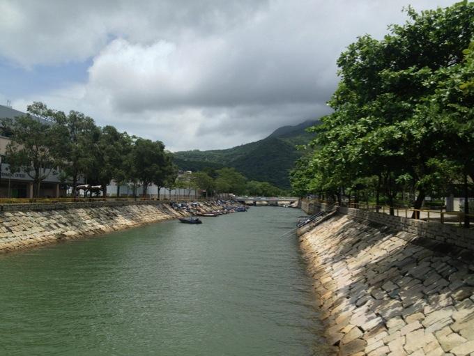 Tung Chung to Mui Wo Hike July 2013-8