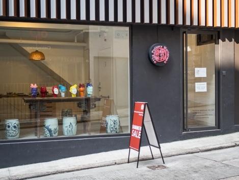 Art gallery in Sheung Wan