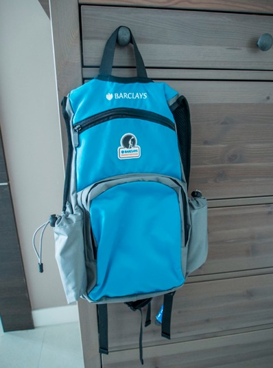 Barclays MoonTrekker 2013 Backpack
