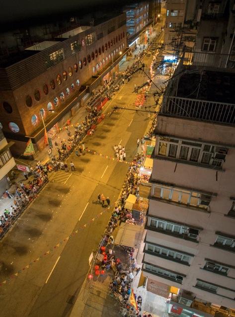 Fire Dragon 2013 Tin Hau Hong Kong 1