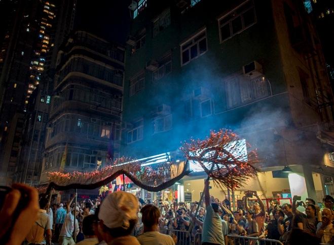 Fire Dragon 2013 Tin Hau Hong Kong 12