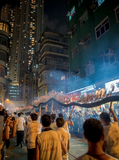 Fire Dragon 2013 Tin Hau Hong Kong 9