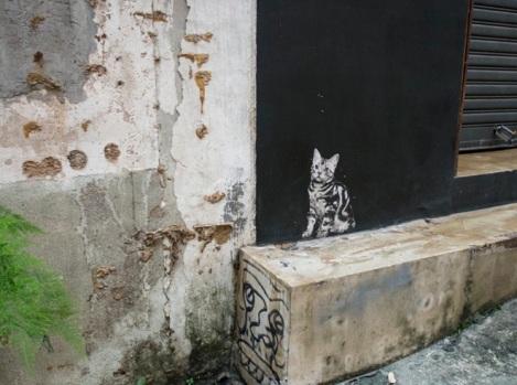 Graffiti in Sheung Wan 2
