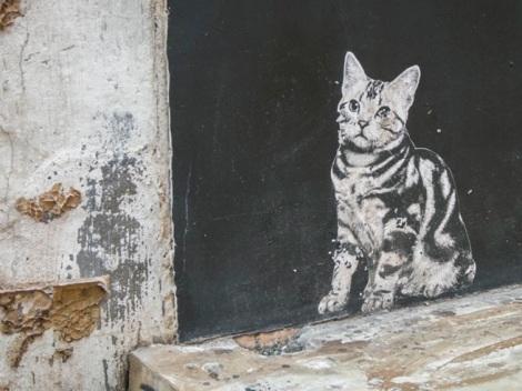 Graffiti in Sheung Wan 3