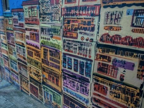 Graffiti in Sheung Wan 4