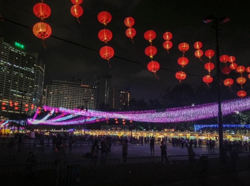 Lantern Festival Victoria Park Hong Kong 2013 1