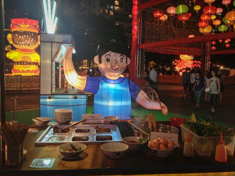 Lantern Festival Victoria Park Hong Kong 2013 6